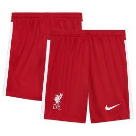 Liverpool Home Stadium Shorts 2020-21 - Kids