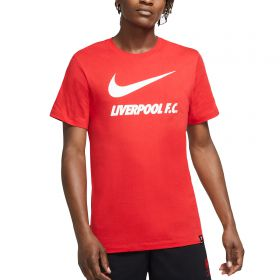 Liverpool T-Shirt - Red