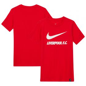 Liverpool T-Shirt - Red - Boys