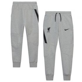 Liverpool Tech Fleece Pants - Dark Grey - Kids