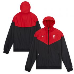 Liverpool Windrunner - Black