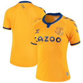 Everton Away Shirt 2020-21 - Womens
