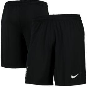 Liverpool Goalkeeper Stadium Shorts 2020-21