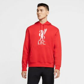 Liverpool Hoody - Red