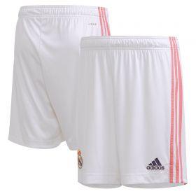 Real Madrid Home Shorts 2020-21