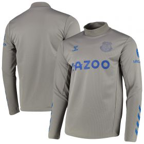 Everton Training Crew Sweat - Grey