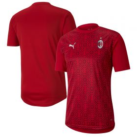 AC Milan Stadium Jersey - Red