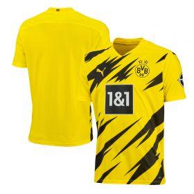 Borussia Dortmund Authentic Home Shirt 2020-21