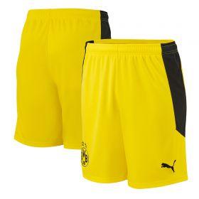 Borussia Dortmund Home Shorts 2020-21