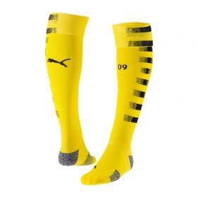 Borussia Dortmund Home Socks 2020-21