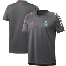 Real Madrid Training Jersey - Grey