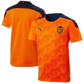 Valencia Away Shirt 2020-21 - Kids