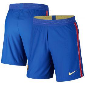 Barcelona Home Vapor Match Shorts 2020-21