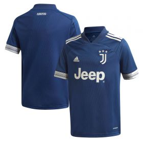 Juventus Away Shirt 2020-21 - Kids