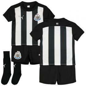 Newcastle United Home Minikit 2020-21