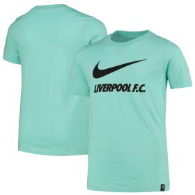 Liverpool T-Shirt - Turquoise - Boys