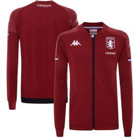 Aston Villa Matchday Anthem Jacket - Claret - Kids