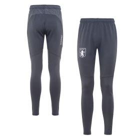Aston Villa Player Training Pants - Grey - Kids