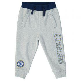 Chelsea Colour Block Jogger - Grey Marl - Baby