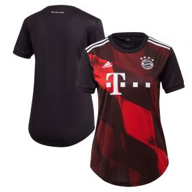 FC Bayern Third Shirt 2020-21 - Womens