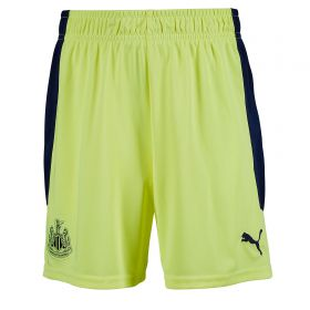 Newcastle United Away Short 2020-21 - Kids
