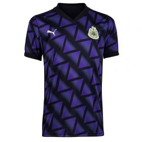 Newcastle United Third Shirt 2020-21 - Kids