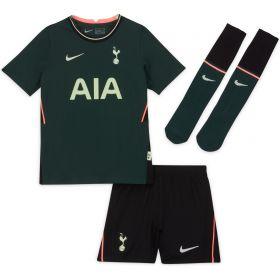 Tottenham Hotspur Away Stadium Kit 2020-21 - Little Kids with Son 7 printing