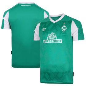 Werder Bremen Home Jersey 2020-21 - Junior