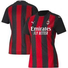 AC Milan Home Shirt 2020-21 - Womens