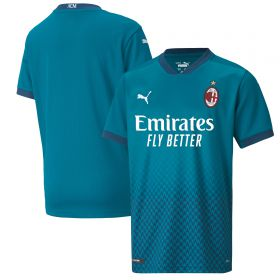AC Milan Third Shirt 2020-21 - Kids