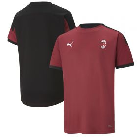 AC Milan Training Jersey - Burgundy - Kids