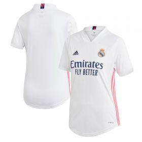 Real Madrid Home Shirt 2020-21 - Womens