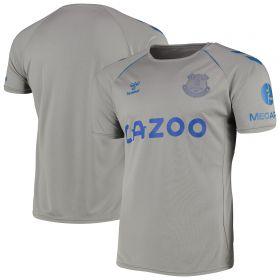 Everton Training Jersey - Grey - Kids