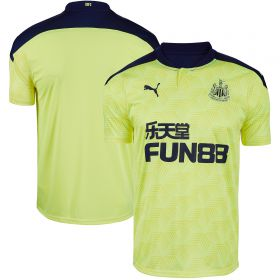 Newcastle United Away Shirt 2020-21