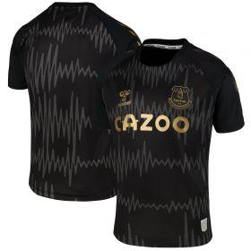 Everton Third Goalkeeper Shirt 2020-21 - Kids