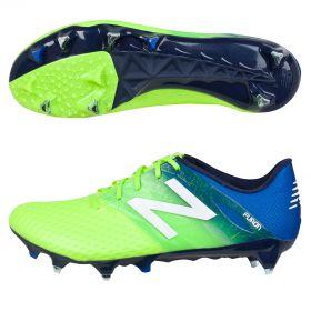 New Balance Furon Pro Soft Ground Football Boots Green
