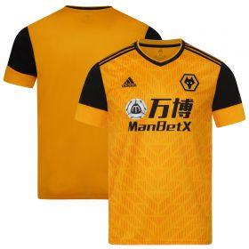 Wolverhampton Wanderers Home Shirt 2020-21