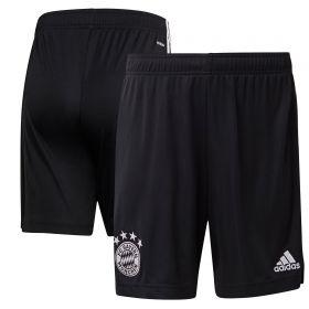 FC Bayern Third Shorts 2020-21