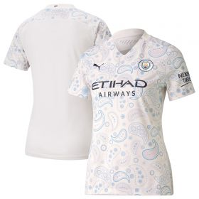 Manchester City Authentic Third Shirt 2020-21 - Womens