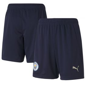 Manchester City Third Shorts 2020-21 - Kids