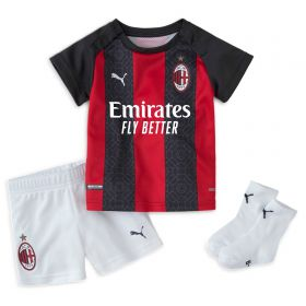 AC Milan Home Babykit 2020-21