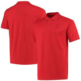 Liverpool Pique Polo - Red