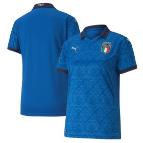 Italy Home Shirt 2019-21 - Womens