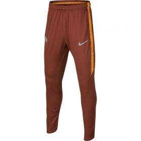 AS Roma Squad Training Pant - Red - Kids