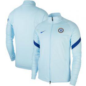 Chelsea Track Jacket - Sky Blue