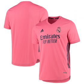 Real Madrid Authentic Away Shirt 2020-21