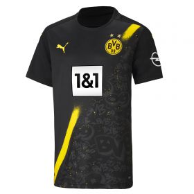 Borussia Dortmund Away Shirt 2020-21