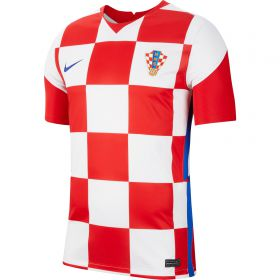 Croatia Home Stadium Shirt 2020-21