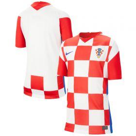 Croatia Home Stadium Shirt 2020-21 - Kids
