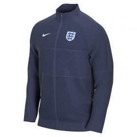 England Strike Anthem Jacket - Navy